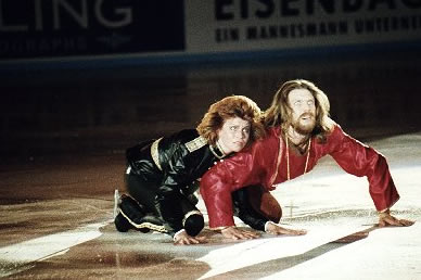 Photo of Figure Skating – 1986 – World Championships Pairs – USSR Natalia Bestemianova + Andrei Bukin