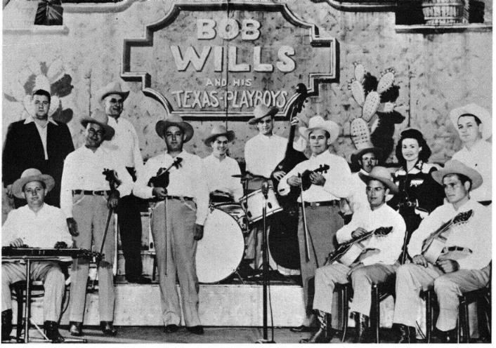 Photo of Music – 1976 – Bob Wills Texas Playboys Band – San Antonio Rose – Sung Live At ACL
