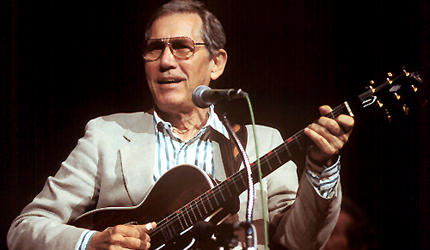 Photo of Music – 1978 – Master Guitarist Chet Atkins – Autumn Leaves – Performed Live At ACL