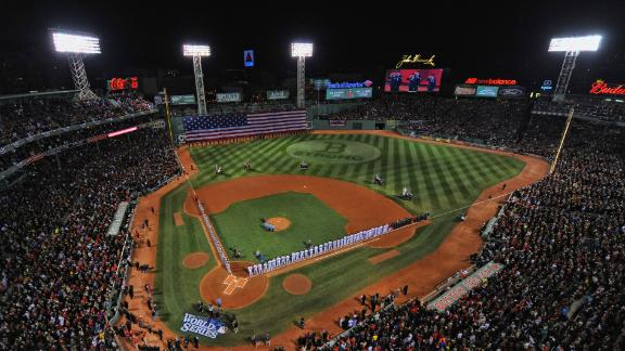 Photo of Music – 1986 – Roger Binnett – Star Spangled Banner – Sung At ALCS Game 1 Angels Vs Red Sox
