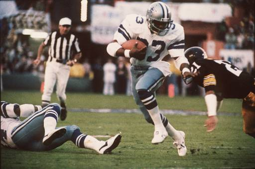 Photo of NFL – 1978 – Super Bowl XIII Dallas Vs Pittsburgh – NBC Pregame Show With Greg Gumble + Mike Adamle