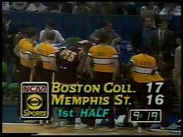 Photo of NCAAM – 1985 – Halftime Broadcast Mistake With Upfeed On James Brown + Frank Gleiber Live Mikes During Commercial Break