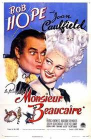 Photo of Comedy – 1946 – Scene From Movie Monsieur Beaucaire – With Bob Hope + Reginald Owen