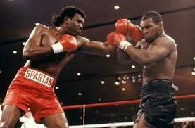 Photo of Boxing – 1987 – Barry Tompkins + Sugar Ray Leonard PostFight Analysis Of Tony Tucker Vs Mike Tyson