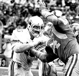 Photo of NFL – 1970s + 1980s – NFL Films – The Mountain Man Of The NFL – The Story Of Cardinals OG Conrad Dob