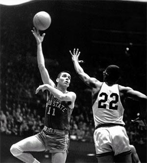 Photo of Basketball – 1984 – S I Sportsman Of Year Award Show – Candidates From Basketball   With Jerry Lucas