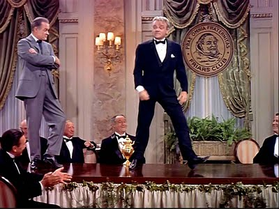 Photo of Music – 1955 – James Cagney + Bob Hope Tap Dance Routine To Song Mary – From Seven Little Foys Movie