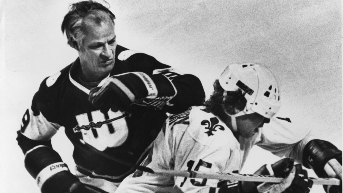 Photo of NHL – 1984 – All Star Game Highlights Of Great Players In All Star Games Featuring Gordie Howe Et Al