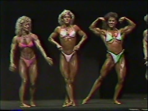 Photo of Body Building – 1986 – I F B B Ms Olympia Championship – Introduction To Program With Dorothy Lucey