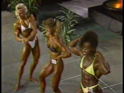 Photo of Body Building – 1986 – I F B B Ms Olympia Championships – Featuring The Finals Of Six Competitors