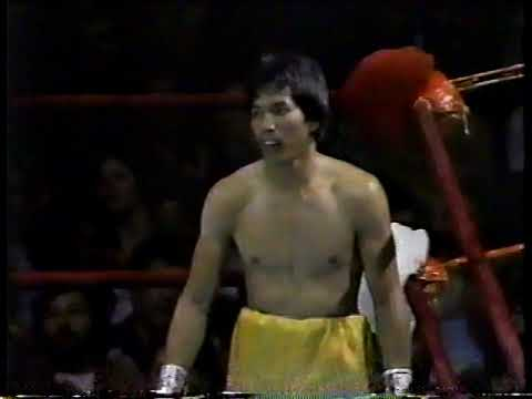 Photo of Boxing – 1979 – Flyweight Bout – Salvador Torres Vs Gato Gonzales Special Tim Ryan Interview With Winner Gato Gonzalez