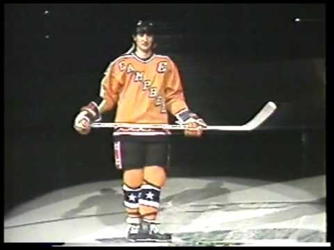 Photo of NHL – 1985 – All Star Game Post Game Show With Al Trautwig + Al Albert + Gary Green + Mike Luit