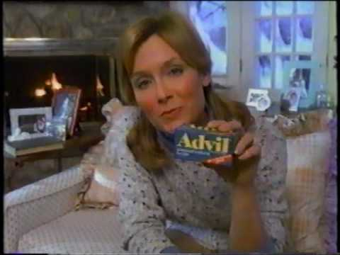 Photo of TV Ads – 1984 – Advil Pain Relief Tablets + Sears Stores + Kleenex Huggies Diapers + Red Lobster