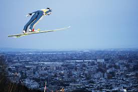 Photo of Ski Jumping – 1982 – Special Feature – When Man Is Earthbound His Imagination Soars