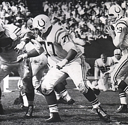 Photo of NFL – 1957 To 1967 – NFL Films – The Story Of Baltimore Colts OT Jim Parker – With Harry Kalas