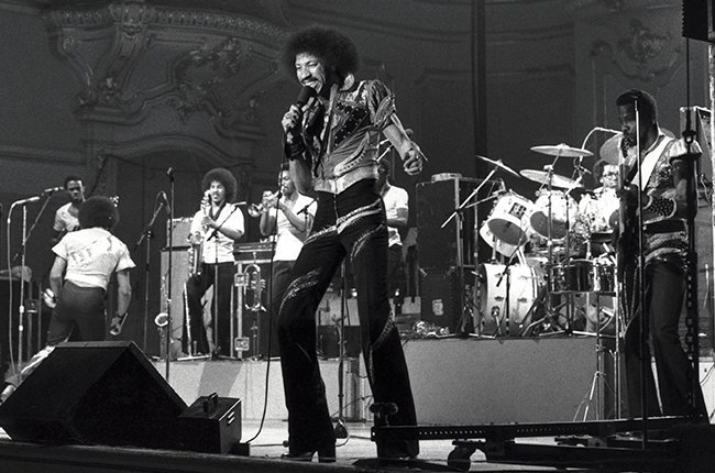 Photo of Music – 1982 – Lionel Richie & The Commodores – Lady – Sung Live In Concert