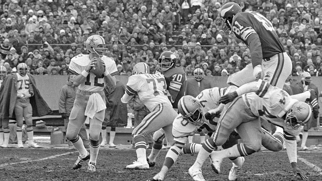 Photo of NFL – 1975 – NFL Films – Great Teams Great Years – The 1975 Dallas Cowboys – With John Facenda