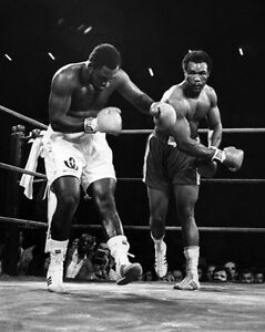 Photo of Boxing – 1973 – Highlights Final Rnd Of World Heavywt Title With Joe Frazier Vs George Foreman