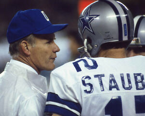 Photo of NFL – 1979 – NBC Special – Highlights Of Cowboys Captain Comeback Roger Stauback    With Curt Gowdy