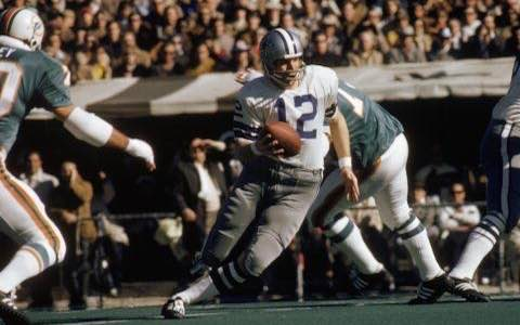 Photo of NFL – 1971 – NFL Films – The 1971 Dallas Cowboys Super Bowl VI Winning Season – With Harry Kalas
