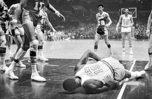 Photo of NBA – 1970 – Highlights – NBA Finals Knicks Vs Lakers – Featuring Knicks C Willis Reed Heroics