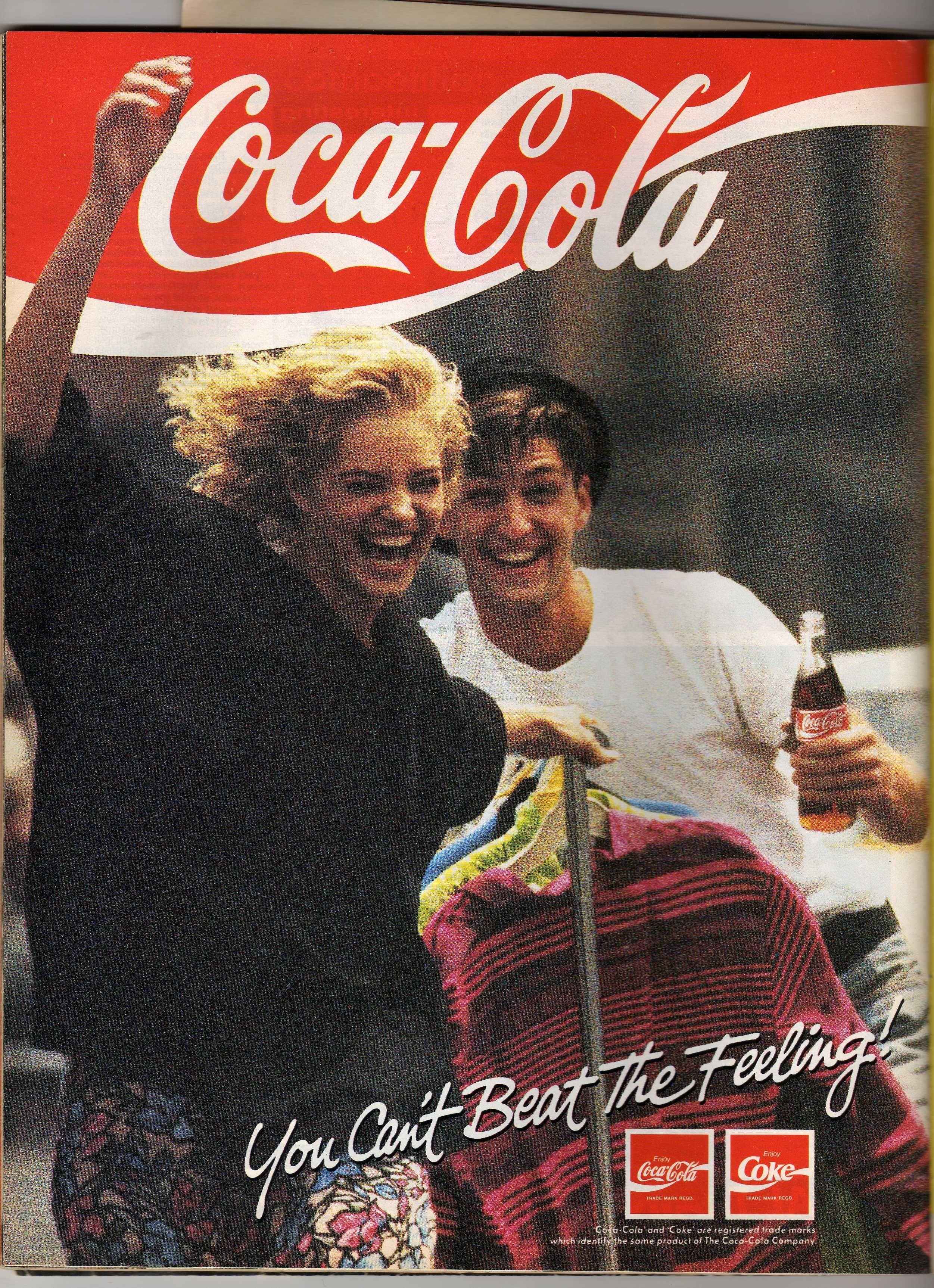 Tv Ads 1984 Coca Cola Soda Pop Pizza Hut Pizza