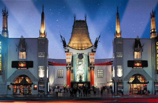 Photo of Olympics – 1984 – L A Games – Judd Rose Provides History Of The World Famous Manns Chinese Theater