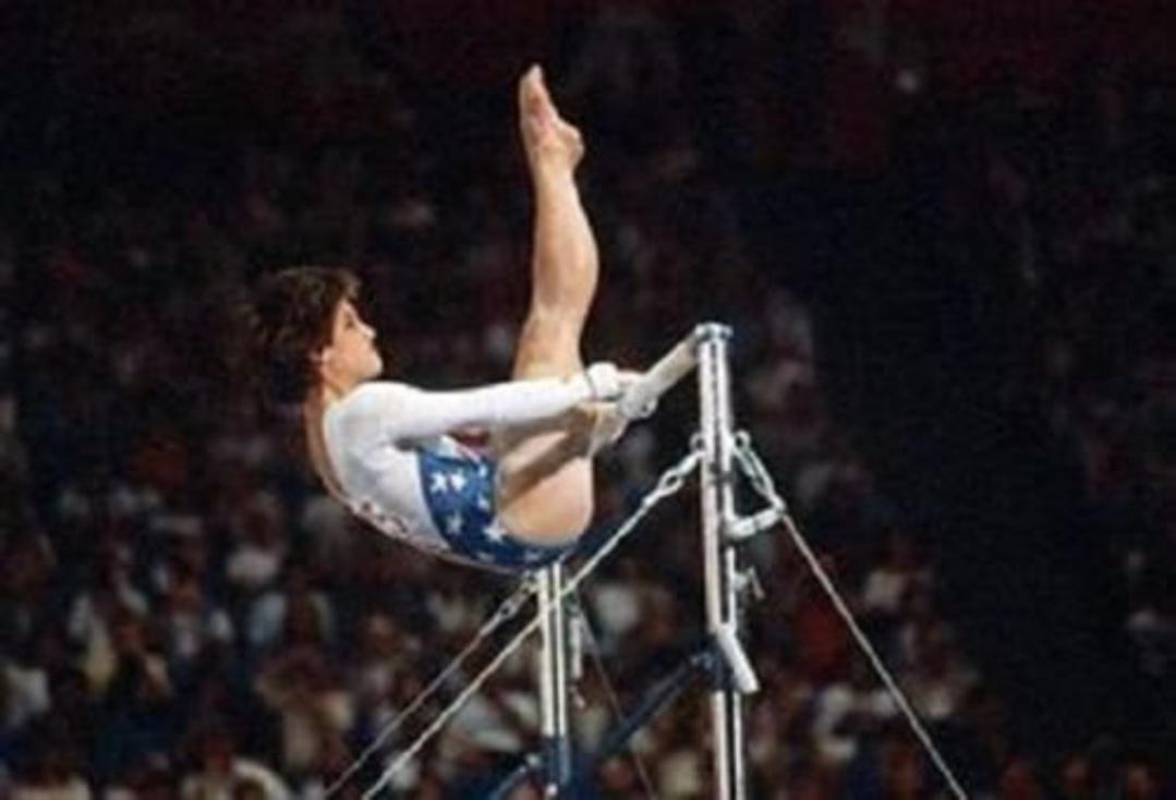 Photo of Olympics – 1984 – L A Games – Special – ABC Profiles The Career Of USA Gymnast Mary Lou Retton