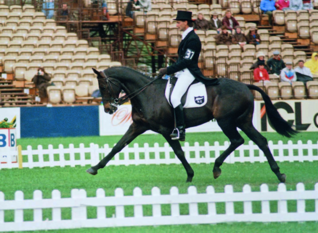 Photo of Olympics – 1984 – L A Games – Equestrian – Interview Of Indiv Eventing Gold Medalist NZL Mark Todd
