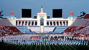 Photo of Music – 1984 –  All American Olympic Band – Olympic Fanfare – Played At Olympics Closing Ceremony