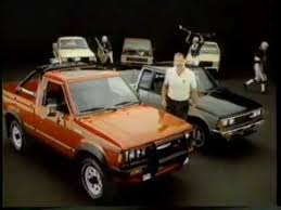 Photo of TV Ads – 1984 – Nissan Trucks + ARCO Petroleum Products + ABC Nightly News