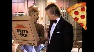 Photo of TV Ads – 1984 – Old Spice Shave Cream + Charlie Chaplin For IBM Computers + Pizza Hut + L A Beer
