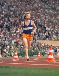 Photo of Olympics – 1984 – L A Games – Jim McKay Recalls 1972 Mens Marathon Imposter Norbert Sudhaus