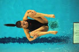 Photo of Olympics – 1984 – L A Games – Diving – Womens Springboard Prelims – CHN Li Yihua