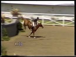 Photo of Olympics – 1984 – L A Games – Equestrian Indiv Show Jump – Rnd 2 – FRA Frederic Cottier + Flambeau C
