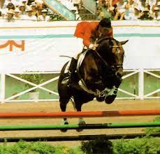 Photo of Olympics – 1984 – L A Games – Equestrian Show Jumping – 2nd Rnd – ESP Luis Astolfi + Feinschnitt 2