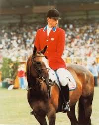 Photo of Olympics – 1984 – L A Games – Equestrian Show Jump Gold Jumpoff – USA Joe Fargis + Touch Of Class