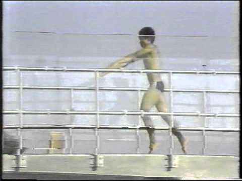 Photo of Olympics – 1984 – L A Games – Diving – Men's 10m Platform – Dive 10 – CHN Tong Hui