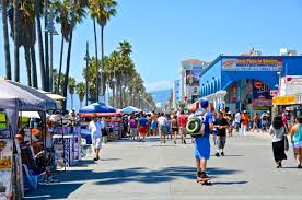 Photo of Olympics – 1984 – L A Games – Special – Deuce Red Provides A Magical Mystery Tour Of Venice Beach