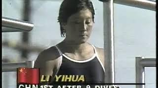 Photo of Olympics – 1984 – L A Games – Diving – Womens Springboard Prelims – Dive 10 – CHN Li Yihua