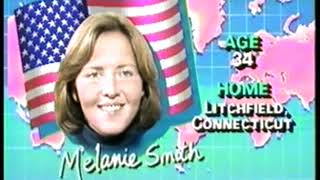 Photo of Olympics – 1984 – L A Games – Equestrian – ABC Profile Of USA Equestrian Team Member Melanie Smith