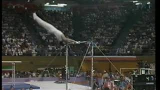 Photo of Olympics – 1984 – L A Games – Gymnastics – Mens Individual Horizontal Bar – JPN Koji Gushiken