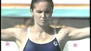 Photo of Olympics – 1984 – L A Games – Diving – Womens Springboard Prelims – Dive 8 – FRA Claire Izacard