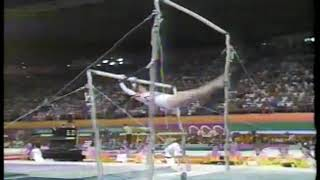 Photo of Olympics – 1984 – L A Games – Gymnastics – Womens All Around Uneven Bars – ROM Ecaterina Szabo