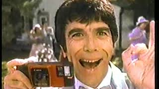 Photo of TV Ads – 1984 – Canon Snappy Cameras + Johnson & Johnson Tooth Brushes + McDonalds Chicken Nuggets
