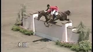 Photo of Olympics – 1984 – L A Games – Equestrian Individual Show Jump – Rnd 2 – CAN Ian Millar On Big Ben