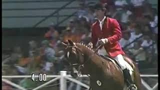 Photo of Olympics – 1984 – L A Games – Equestrian Show Jump – Rnd 2 – ESP L Alvarez Cervera + Jexico de Park