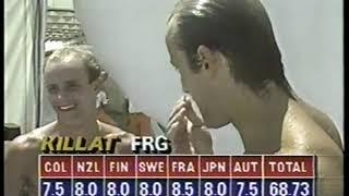 Photo of Olympics – 1984 – L A Games – Diving – Mens 10m Platform Finals – Dive 10 – FGR Albin Killat