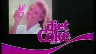 Photo of TV Ads – 1984 – Sears Stores Automotive Products + Nissan Cars + Christy Brinkley For Diet Coke Soda
