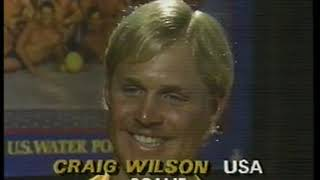 Photo of Olympics – 1984 – L A Games – Water Polo – Tim Brando Highlights 1st 3 Days Of 12 Team Round Robin